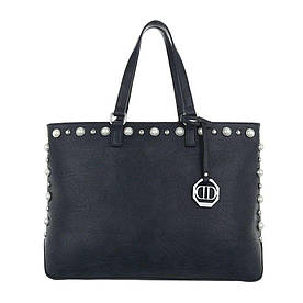 Женская сумка шоппер-синий - ТА-4835-1-синий