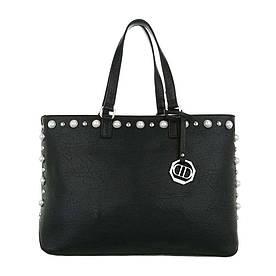 Женская сумка шоппер-black - ТА-4835-1-черный