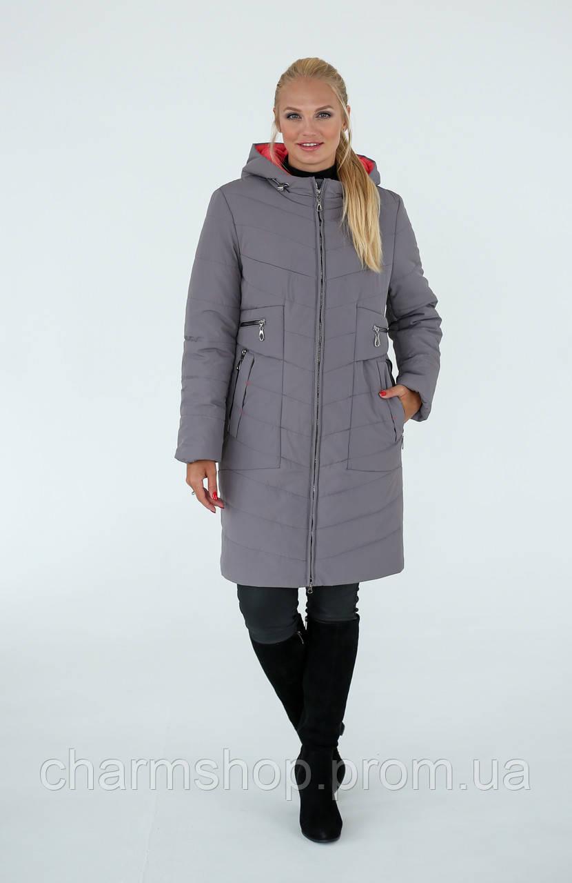 e392ecab0fa Демисезонные женские куртки