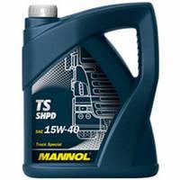 Моторное масло Mannol TS-4 15W-40 5L