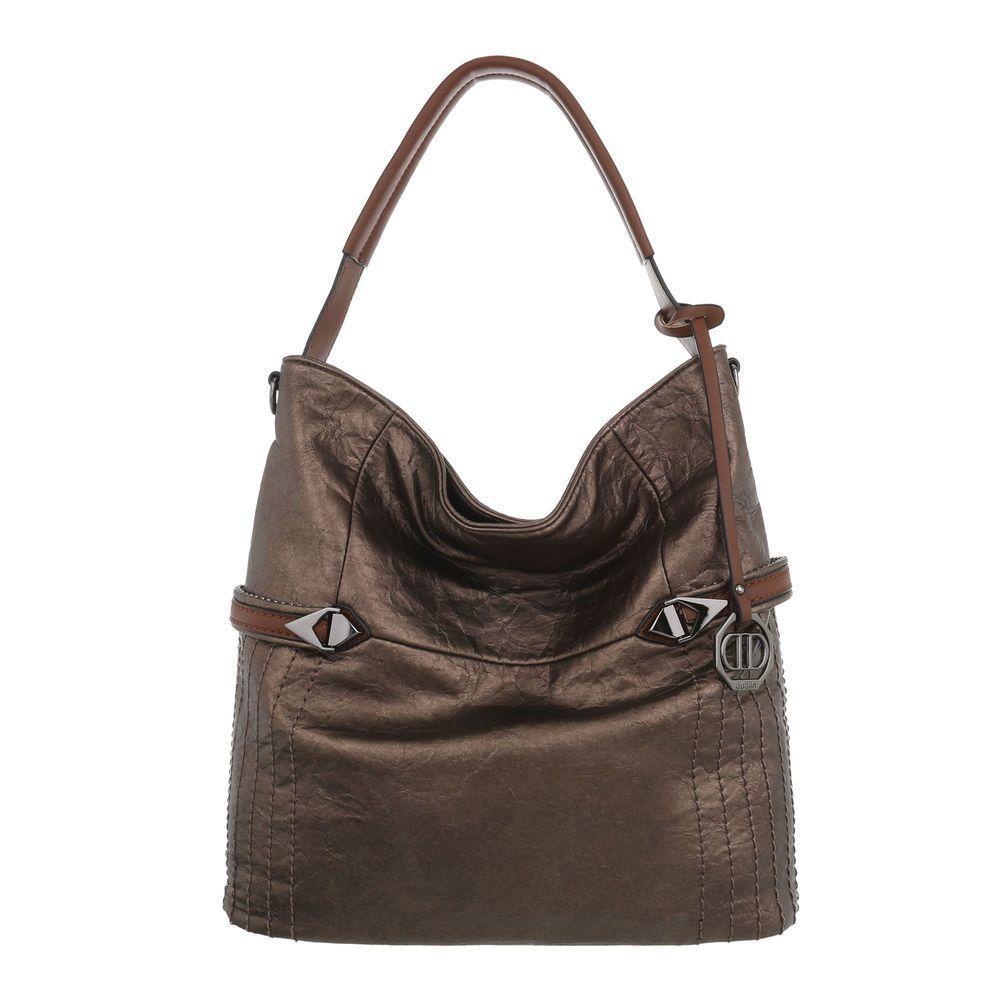 Женская сумка-бронза - ТА-8035-117-бронза