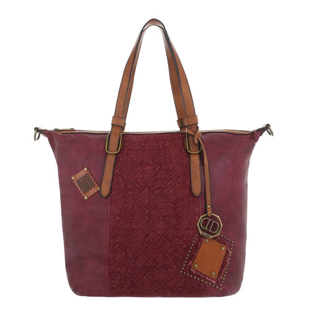 Женская сумка-wine - ТА-8035-84-wine