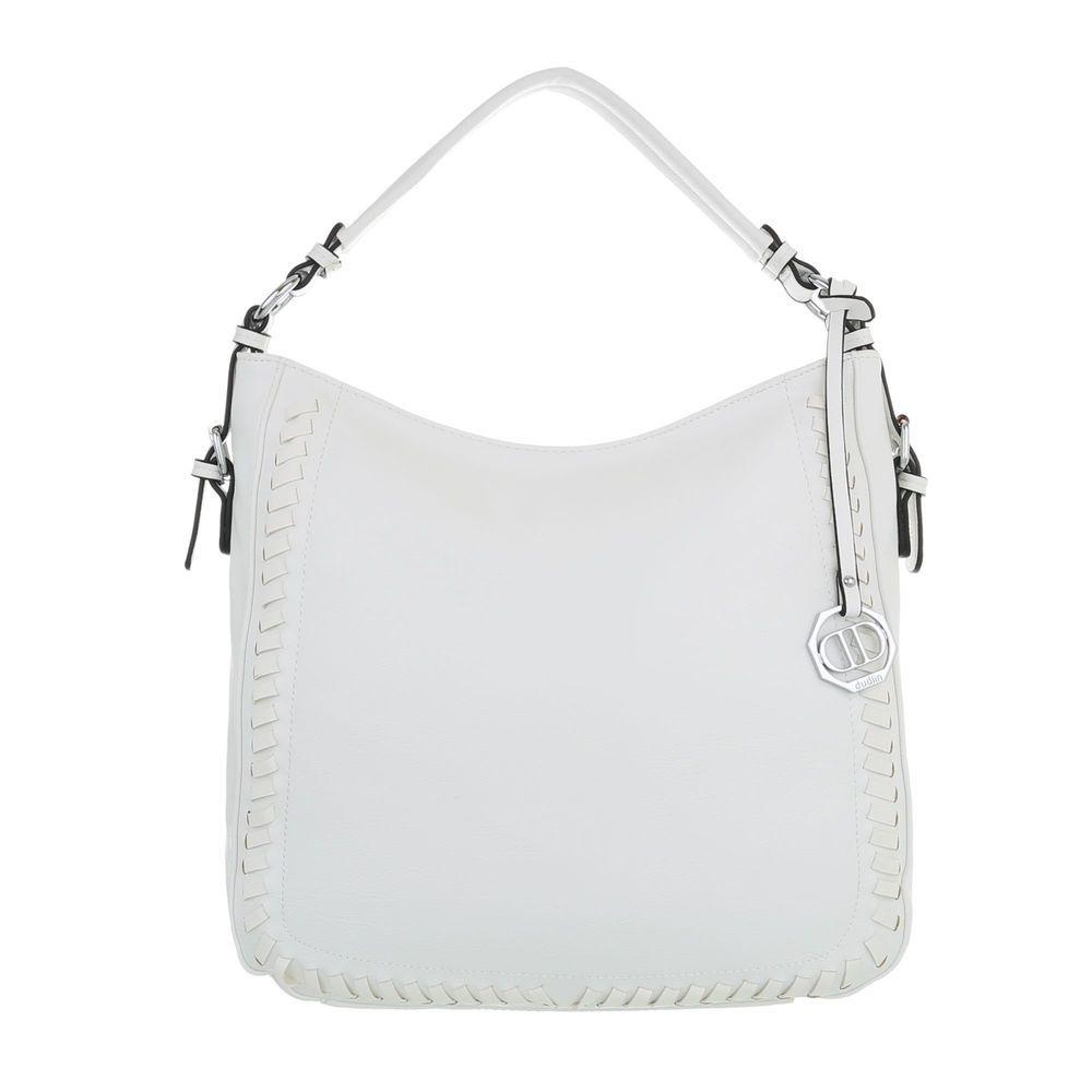 Женская сумка-белый - ТА-6635-61-white