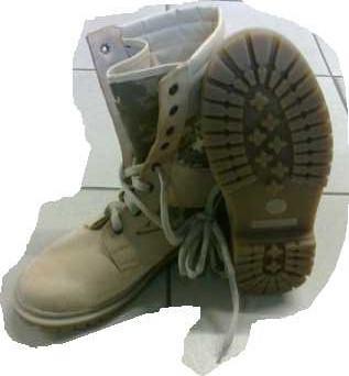Ботинки армейские облегченные