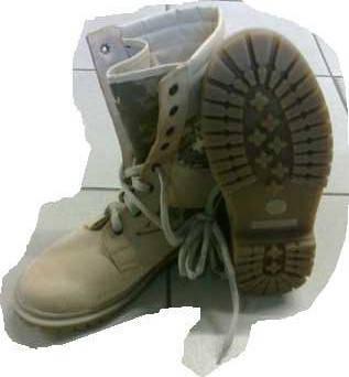 Ботинки армейские облегченные, фото 2