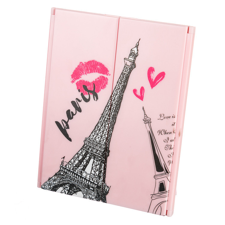 Косметичне дзеркало на підставці Влюбенность в Парижі (318JH)