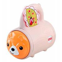 Fisher Price Погремушка детская «Прятки с мишками»