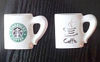 Сувенир в форме чашки с Вашим Лого, магнитик