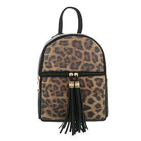 Женский рюкзак-черный - TA-5160-46а-black