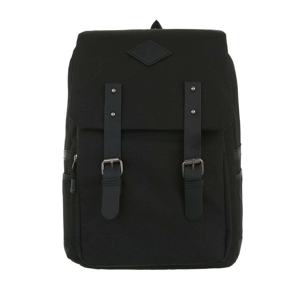 Женский рюкзак-черный - ТА-5040-6-черный