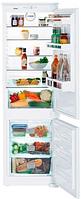 Встраиваемый холодильник Electrolux ENN 12800 AW (177/54/55 см, 2 камерный)