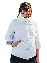 Демисезонные куртки женские большие размеры