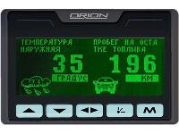 Автомобильный бортовой компьютер БК-40