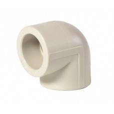 Кут поліпропіленовий ппр діаметр 20х90 градусів, фото 2