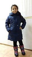 Детские весенние куртки и парки на девочек