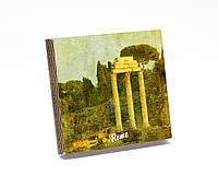 Шкатулка-книга на магните  slim с 9 отделениями Античный Рим