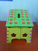 Детский стульчик 6804 Зеленый