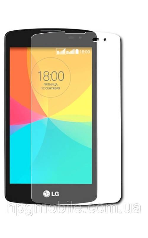 Защитная пленка для LG Optimus L Fino L70+ D295 - Celebrity Premium (clear), глянцевая