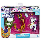 MyLittlePony The Movie Rarity&Capper Dapperpaws Styling Friends Рарити и Каппер стильные друзья, фото 5