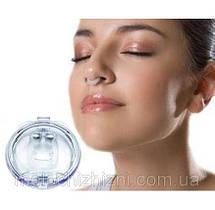 Устройство от храпа nose clip-мягкая силиконовая клипса (Арт. 1213), фото 2