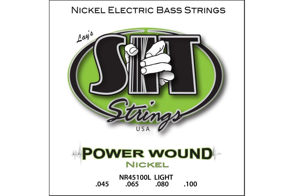 Струны для бас-гитар SIT STRINGS NR45100L