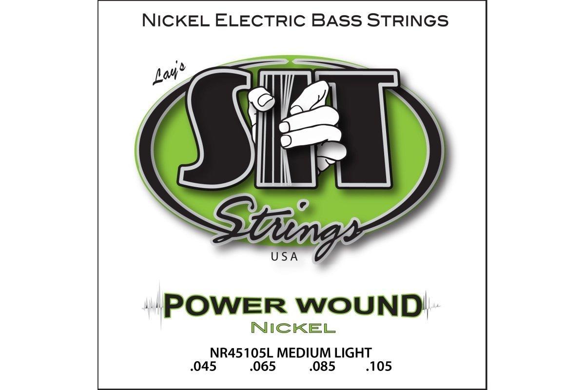 Струны для бас-гитар SIT STRINGS NR45105L