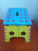 Детский стульчик 6804 Голубой