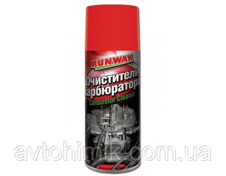 Runway Очиститель карбюратора RW6081 450мл