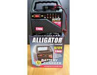 Alligator AC802 Зарядное устройство 6/12V
