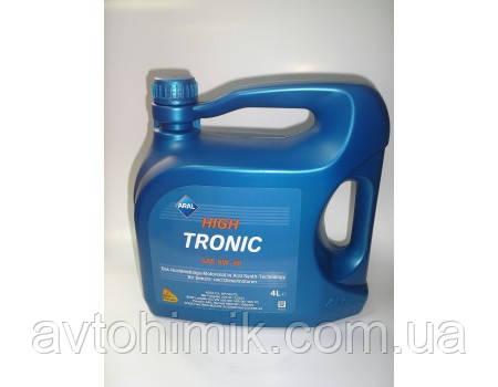 Aral HighTronic Моторное синтетическое масло 5W-40 4л.