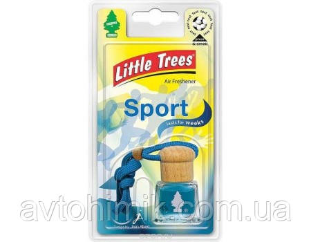 Bottle Ароматизатор воздуха Спорт Little Trees