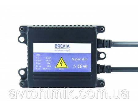 BREVIA Блок розжига Super Slim Ballast 35W 13.2V KET 13650