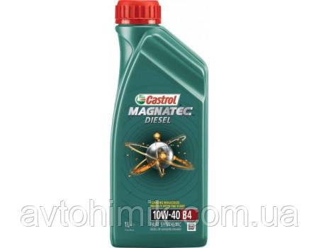 Castrol MAGNATEC DIESEL 5W-40 DPF, 1л