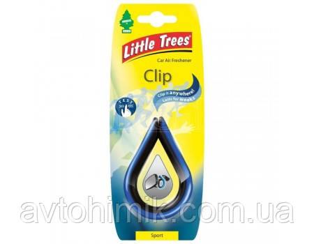 Clip Ароматизатор воздуха Спорт Little Trees