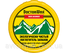 """DoctorWax DW5171 экологически чистый поглотитель запаха """"Дыхание Альп"""""""