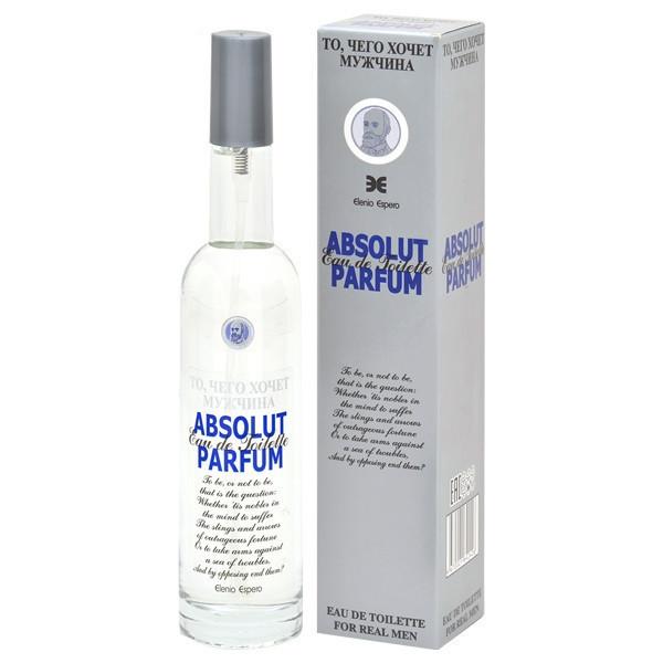 Positive Parfum То, Чего Хочет Мужчина Absolut Parfum edt 100ml
