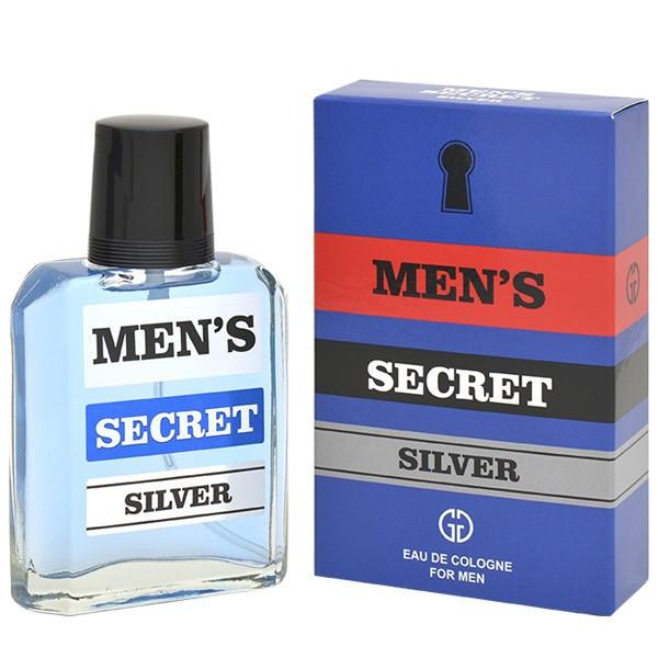 Positive Parfum Men's Secret Silver edс 95ml