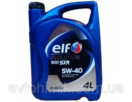 Elf Evolution 900 SXR 5W-40 4л