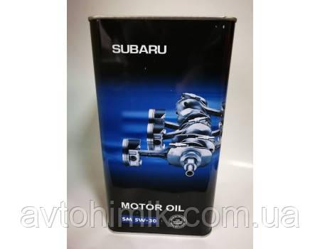 FANFARO for SUBARU  SM 5W-30 4л