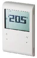 Комнатный термостат RDD100.1DHW