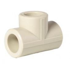 Тройник полипропиленовый (ППР) диаметр 25