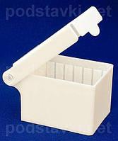 Органайзер для лэшмейкера Lash Box (Лэш Бокс) на 6 планшеток 50х70 мм (Планшетка на 4 ленты) Lashbox, лешбокс, лэшбокс, лашбокс, Лаш бокс (KM-63)