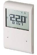 Комнатный термостат RDE100.1DHW