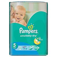Подгузники PAMPERS Active Baby Junior (11-18 кг) Эконом 44шт