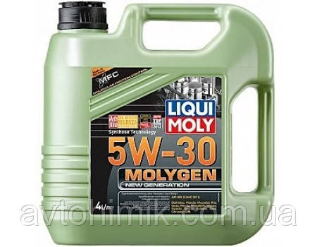Liqui Moly Molygen New Generation 5W-30, 4л. (9042)