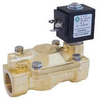 Клапаны электромагнитные непрямого действия, нормально открытые ODE (Италия)