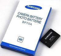 Аккумулятор BP70A для камер SAMSUNG (аналоги BP-70A, BP-70EP, EA-BP70A, EA-BP70A, SLB-70A)