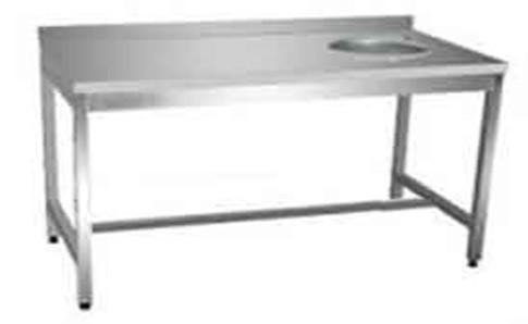 Стіл виробничий для збору відходів СПСО (1800x600 см)