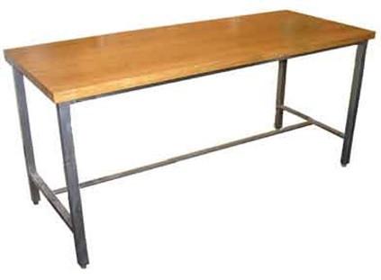 Стол производственный для мучных работ СПМР (1200x600 см)