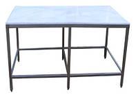 Стол производственный для обвалки мяса СПОМ (1400x600 см)